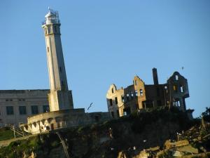 Alcatraz off kilter