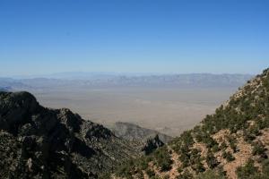 Area 51 from Peak