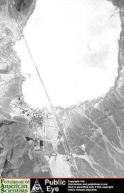 Area 51 - sat photo
