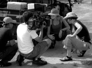 Bug Girl+cam crew